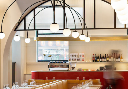 Dandy Restaurant in Montreal 05