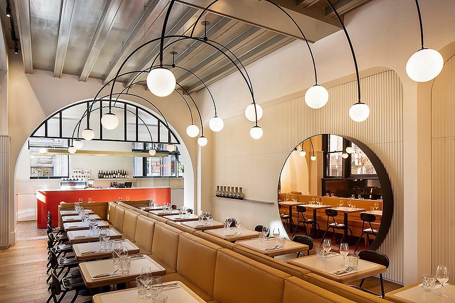 Dandy Restaurant in Montreal von Blazys Gérard