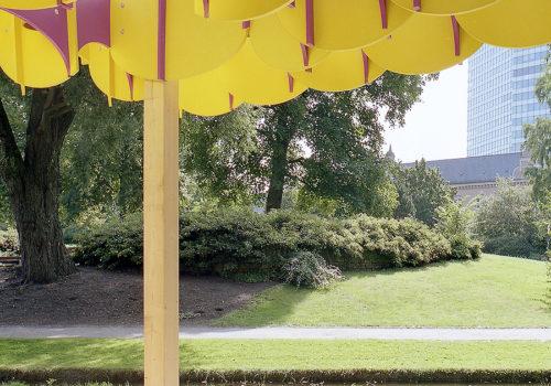 Temporärer Pavillon in Hamburg 04