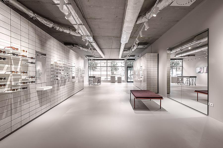 Viu Store in Dortmund von Fabrice Aeberhard