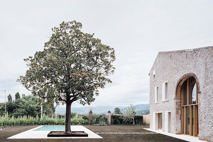 Umbau eines Landhauses in Verona 07
