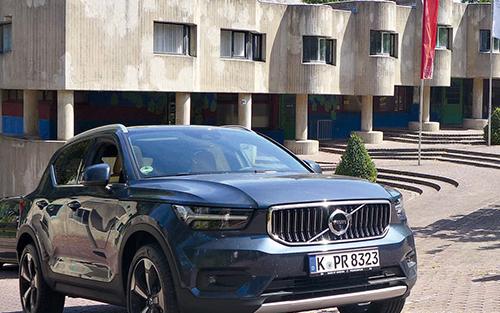 Volvo XC40 (AIT 10 | 2019)