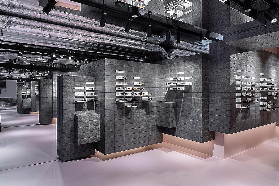 Viu Store in London von Fabrice Aeberhard