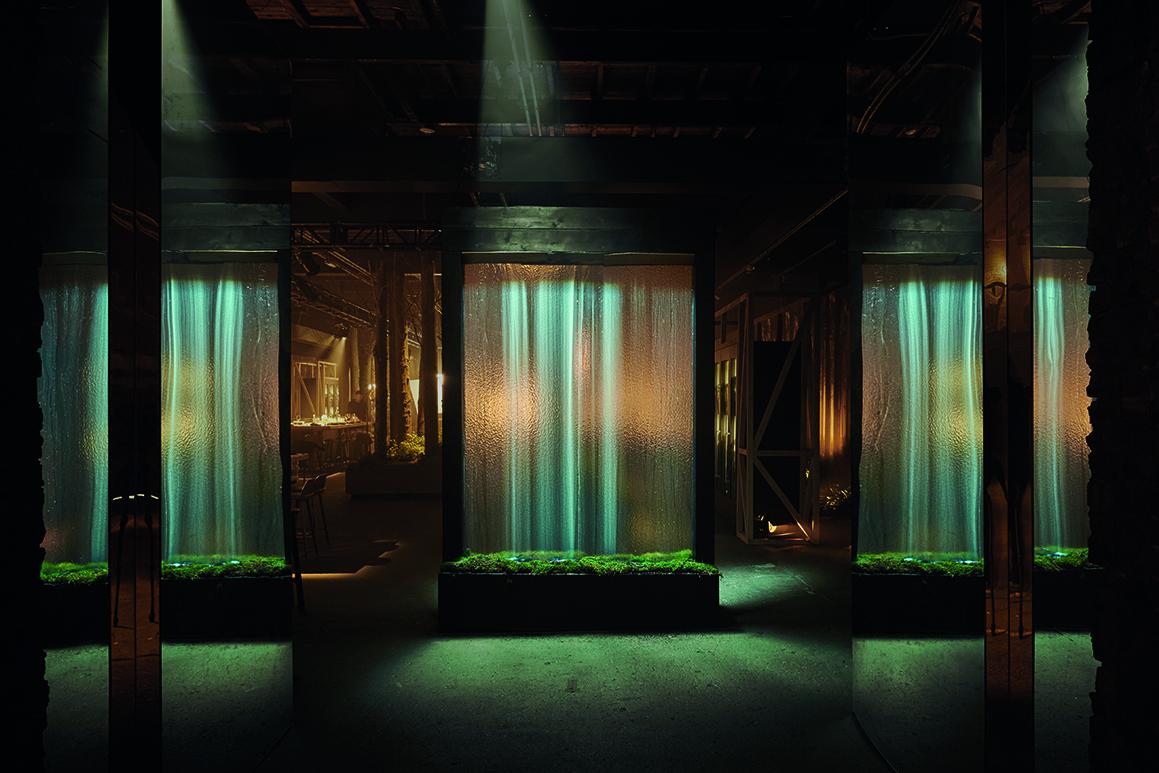 """Ausstellung """"stories/spaces"""" - 10 Jahre 1zu33"""
