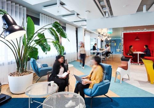 Büro in Zürich von Mint Architecture 01