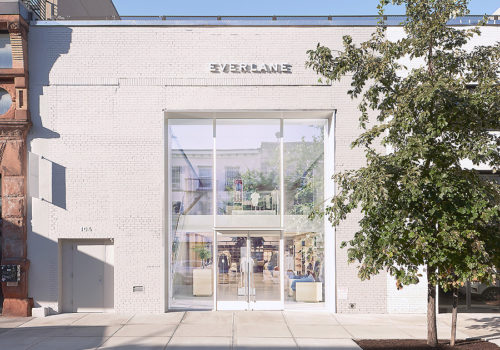 Everlane Store in Williamsburg 01