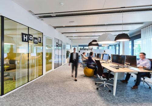Büro in Zürich von Mint Architecture 02