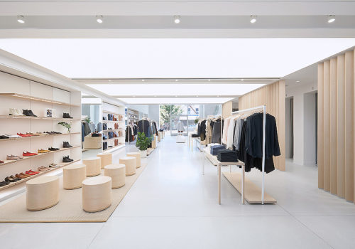 Everlane Store in Williamsburg 03