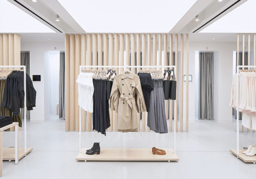 Everlane Store in Williamsburg 04