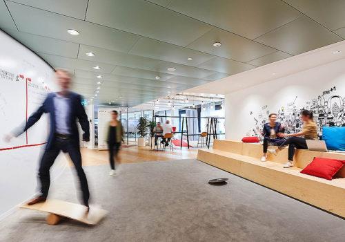 Büro in Zürich von Mint Architecture 06