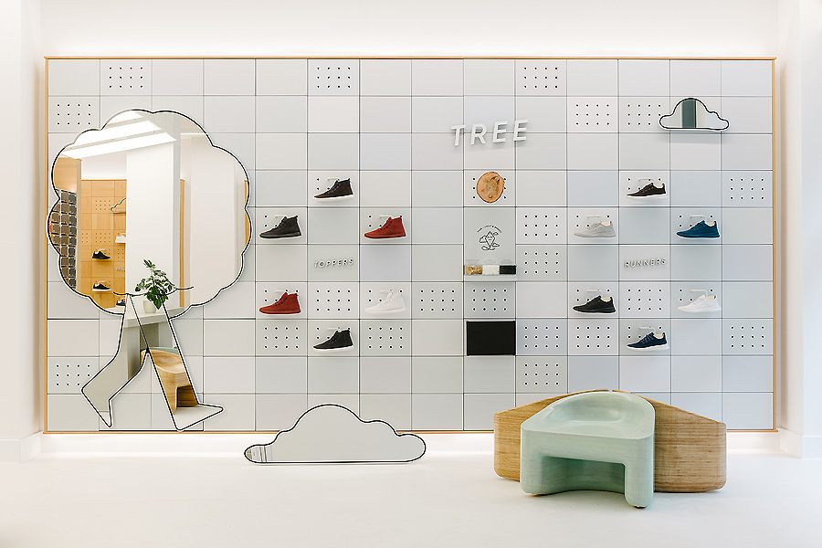 Allbirds Shop in Berlin von Jamie McLellan