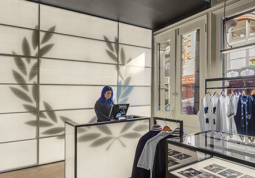 Fred Perry Store in New York 03