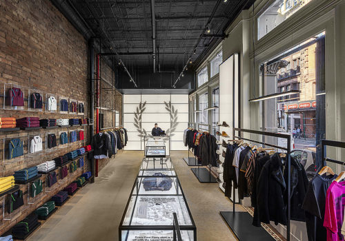 Fred Perry Store in New York 04