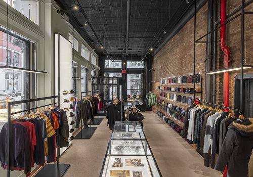 Fred Perry Store in New York 05