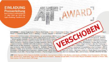 AIT-Award 2020 – Jurysitzung in Hamburg