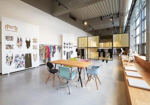 Maryan Beachwear Showroom in Laufenburg 02