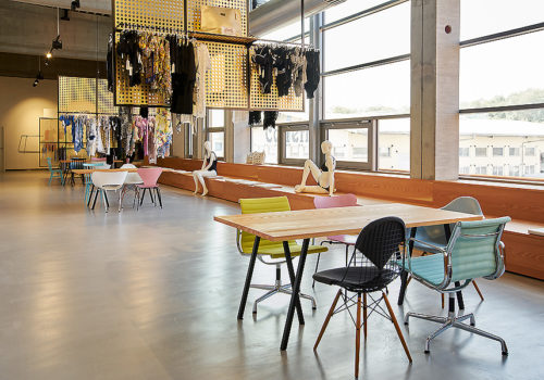 Maryan Beachwear Showroom in Laufenburg 03