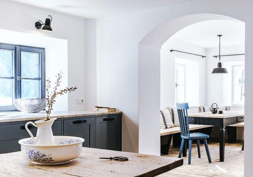 Umbau eines Bauernhauses in Marquartstein 04