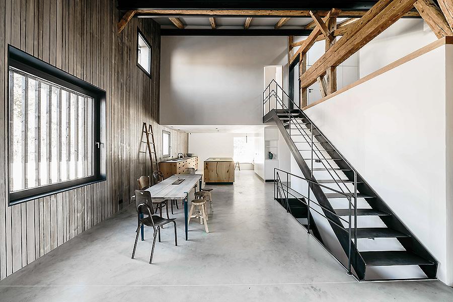 Umbau eines Bauernhauses in Marquartstein 05