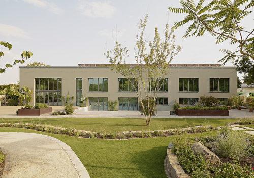 Neubau Büro-, Empfang in Wiesbaden 06
