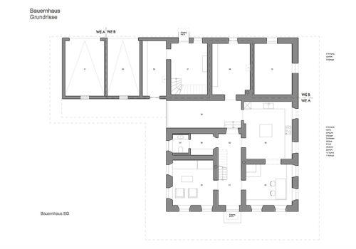 Umbau eines Bauernhauses in Marquartstein 07