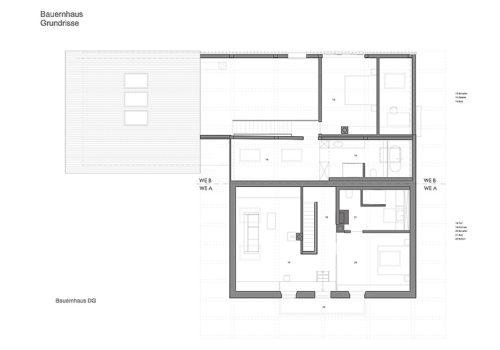 Umbau eines Bauernhauses in Marquartstein 09