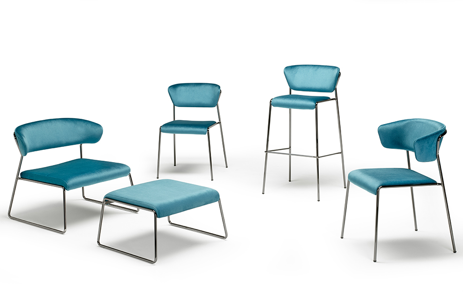 AIT-Produkttest – jetzt bewerben! Sitzkollektion Lisa von SCAB DESIGN