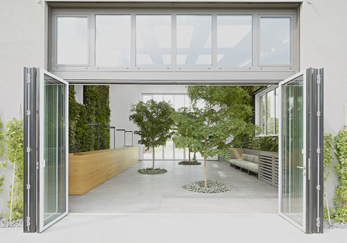 Neubau Büro-, Empfang in Wiesbaden 07
