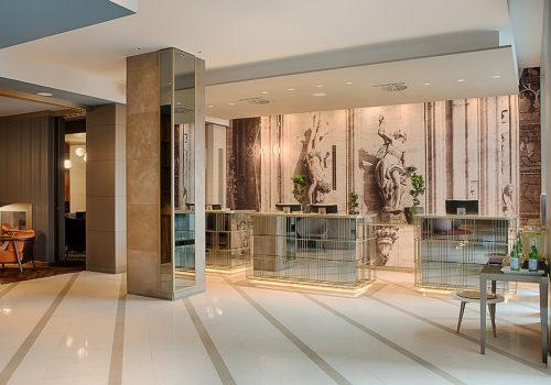 Hotelumbau in Mailand 01