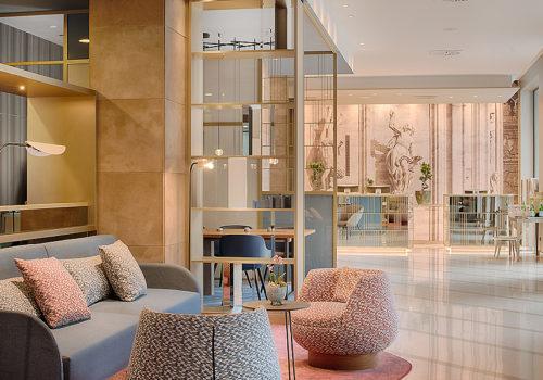 Hotelumbau in Mailand 02