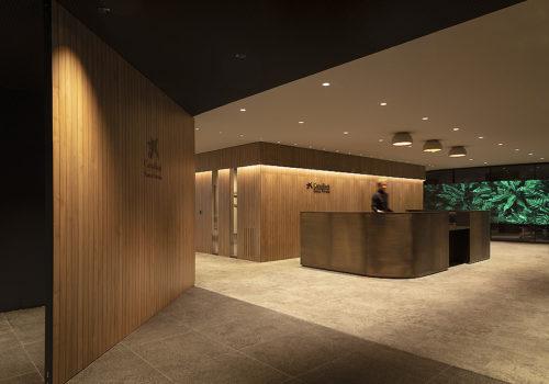 Bankgebäude in Barcelona 07