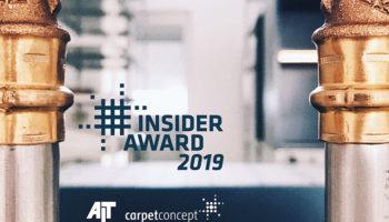 Verleihung der INsider Awards 2019 in Köln