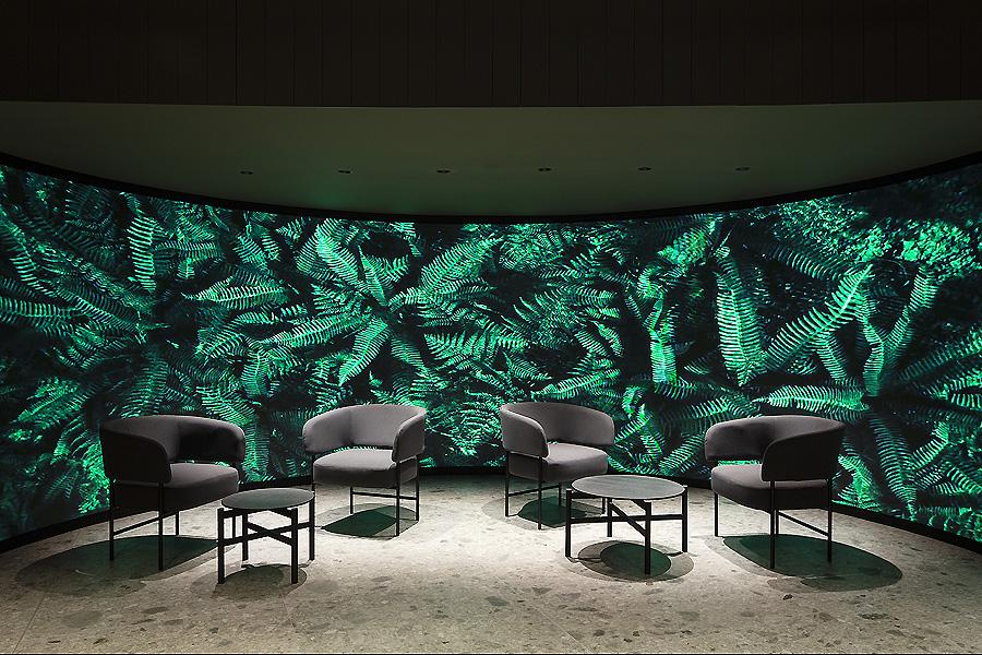 Caixa Bankfiliale in Barcelona von Francesc Rifé Studio