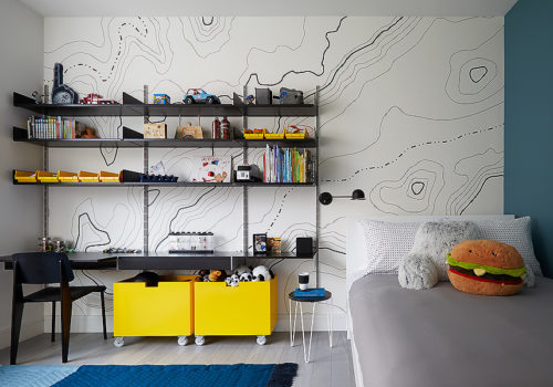 Apartment in New York von Frederick Tang Architecture 07