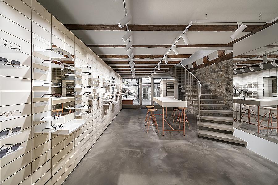 Viu Store in Konstanz von Fabrice Aeberhard