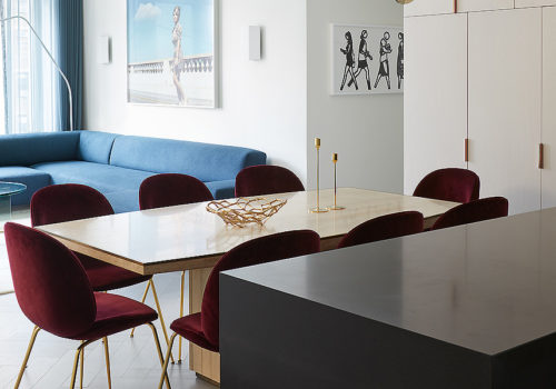 Apartment in New York von Frederick Tang Architecture 09